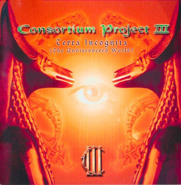 Consortium Project III - 'Terra Incognita - The Undiscovered World