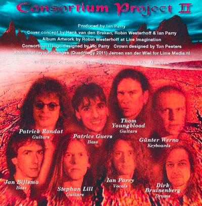 Consortium Project II 2001
