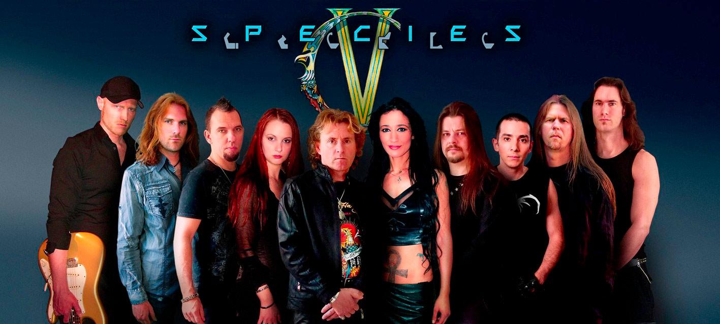 """Consortium V """"Species"""" 2011"""